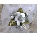 bouquet argento