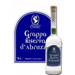 GRAPPA RISERVA D'ABRUZZO