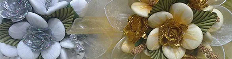 Composizioni di confetti di Sulmona per il matrimonio